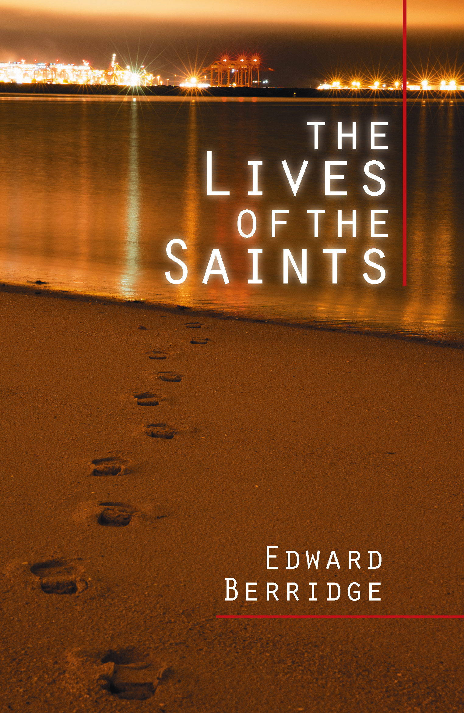 Lives of the Saints by Edward Berridge Front Cover.jpg