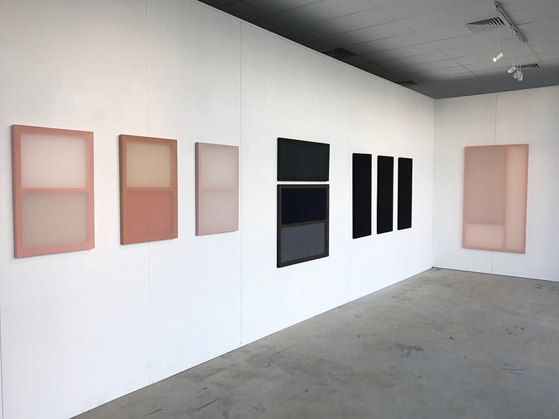 PG Gallery192, 2018 - Recent Paintings in PG Gallery192's central pop-up gallery