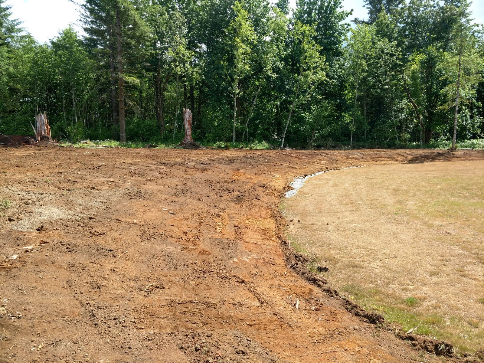 Slope Grading Project