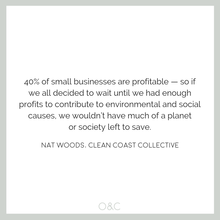 Nat Woods Clean Coast Collective