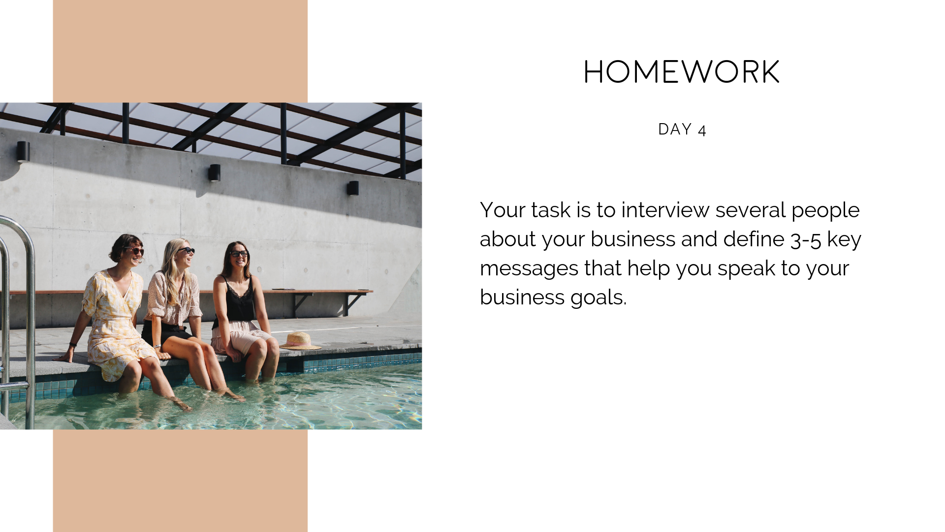 How to DIY your PR homework day 4
