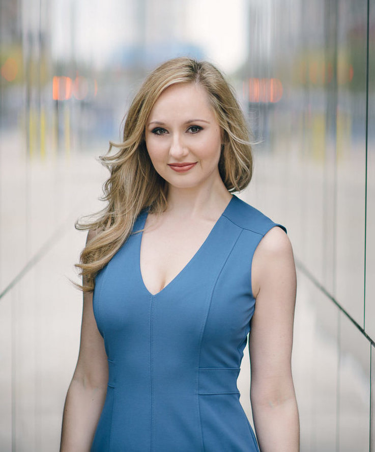 "When mezzo-soprano Megan Mikailovna Samarin steps onto the HGO stage as Sesto in Julius Caesar next month, she will have national exposure that few young artists can hope for: a glamorous photo spread in Opera News, the nation's premier opera publication. The 2017 HGO Studio alumna caught the interest of Opera News editor F. Paul Driscoll last season when she sang the role of Siébel in HGO's Faust. In his article in the October issue, Driscoll describes Samarin as ""a poised, classy singer with an impressively even, supple mezzo-soprano."" And she can barely contain her excitement about singing her first post-Studio role: ""Sesto's music is some of the most divine music in the world…And I can't wait to sing the most beautiful duet ever with Stephanie Blythe as Cornelia. Stephanie Blythe! When that is happening, I'm sure I won't be able to think of anything except, 'Wow, this is my life!'""    Click  here  to read the full Opera News story."