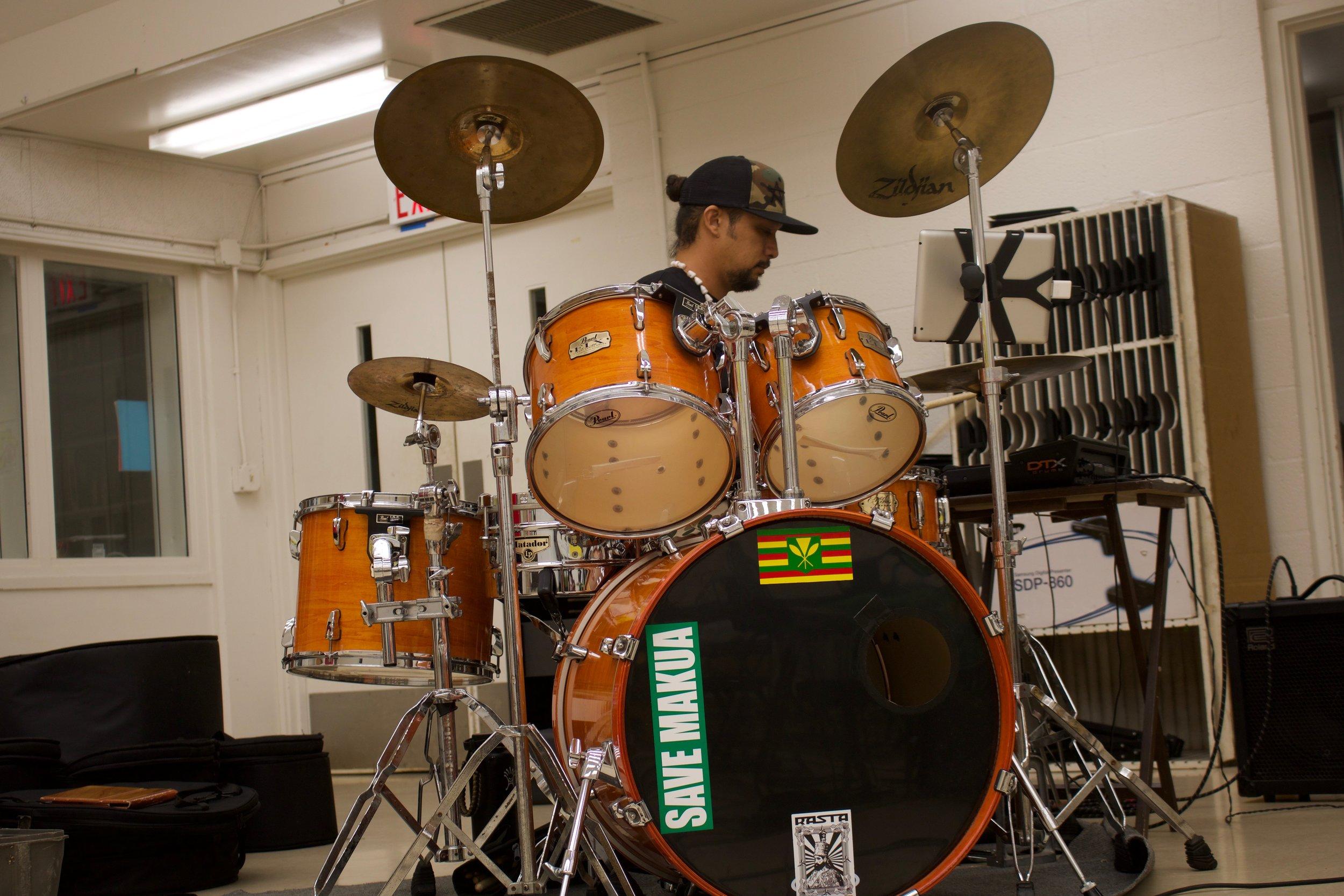 lloyd- Drummer
