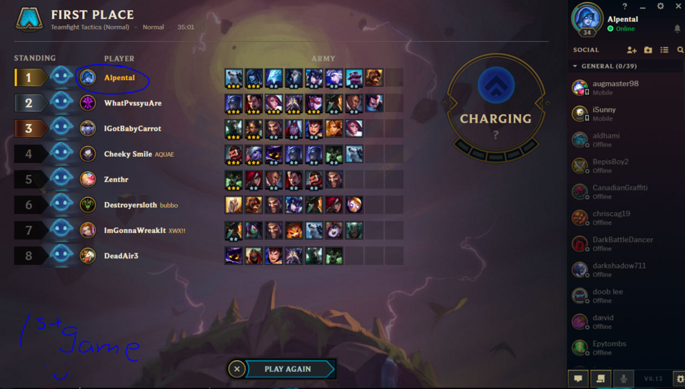 First TFT game.PNG