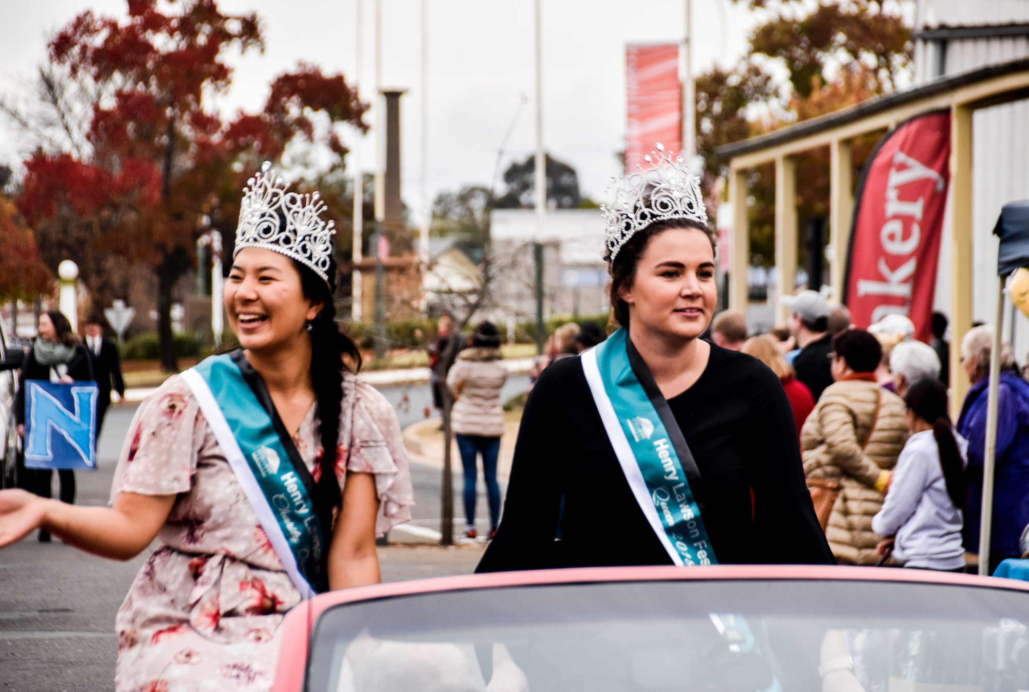 Henry Lawson Festival of Arts  past Queens (2018)