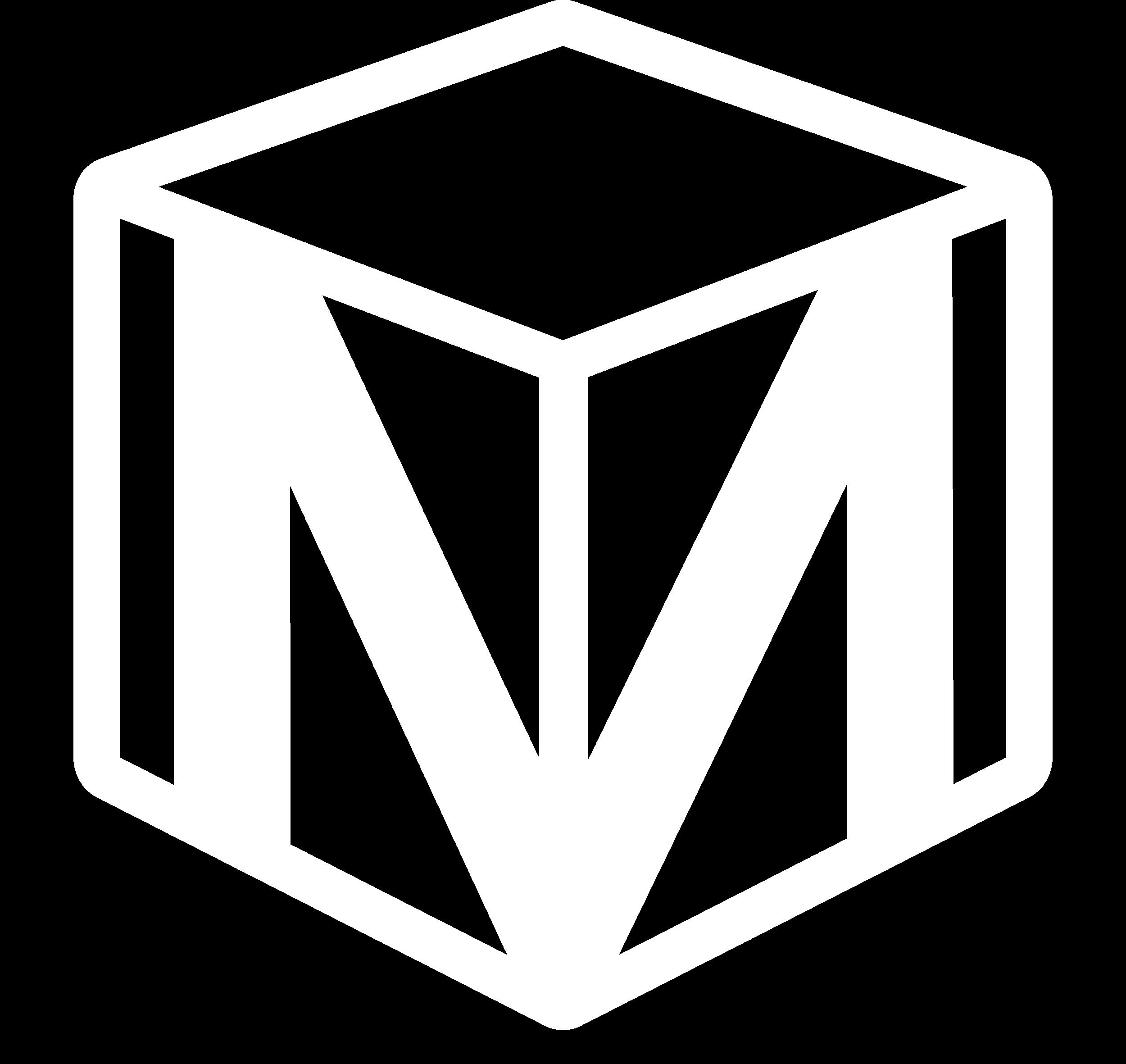 Maven Search Icon White