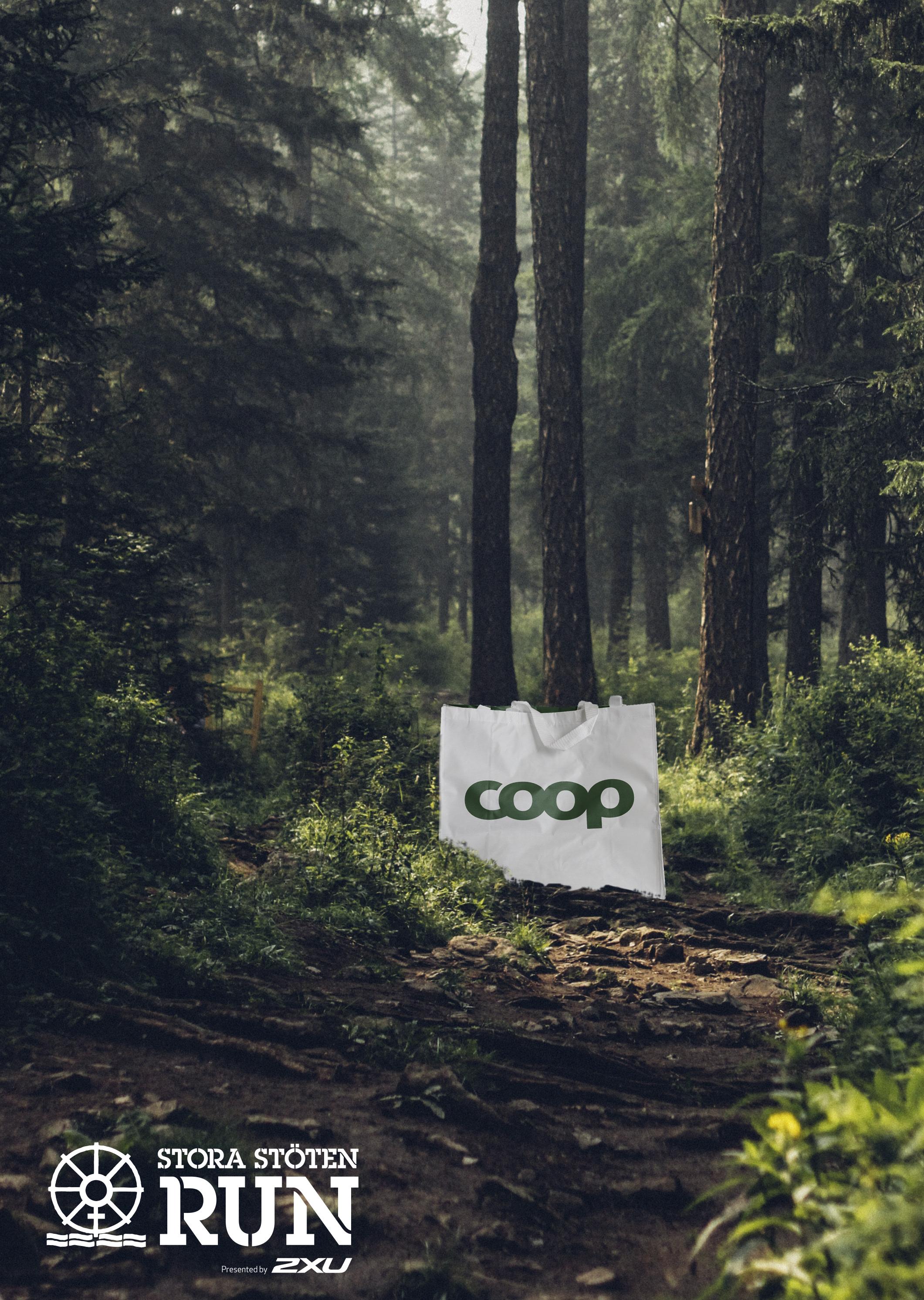 I samarbete med Coop.