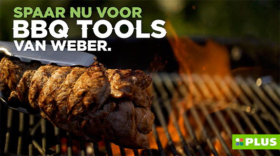 PLUS - BBQ TOOLS - LOYALTY CAMPAIGN WEBER