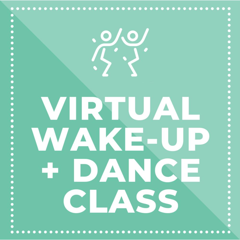 Wake Up Dance