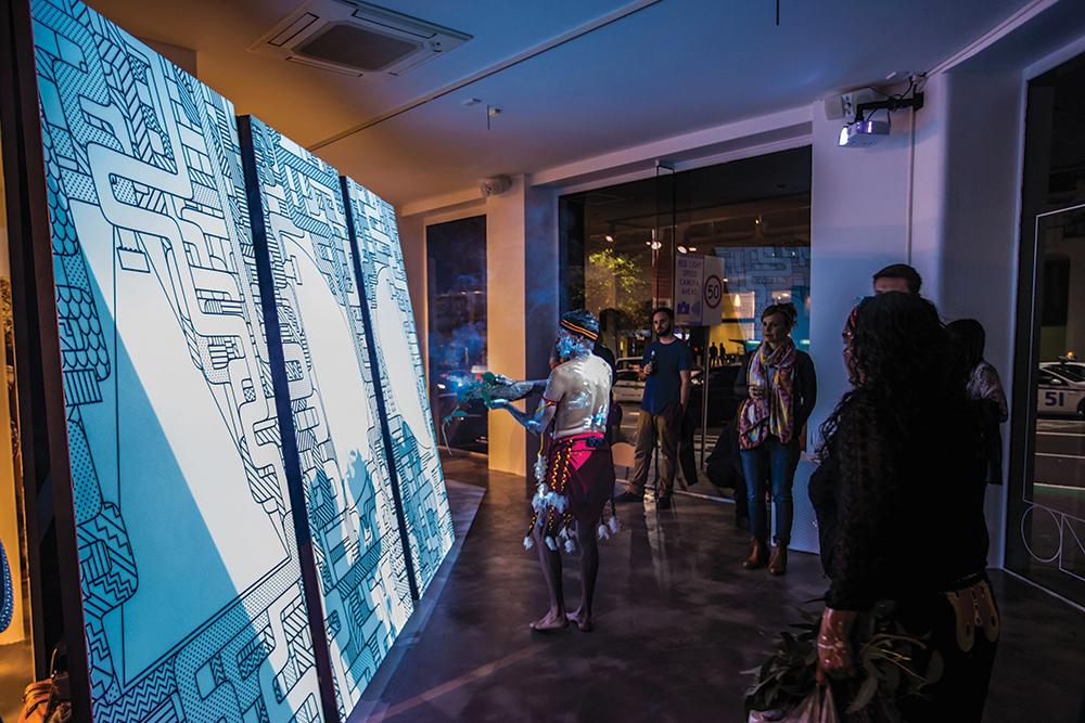 Australian Design Centre Opening Night, 2015. Photo Vincent Buret.