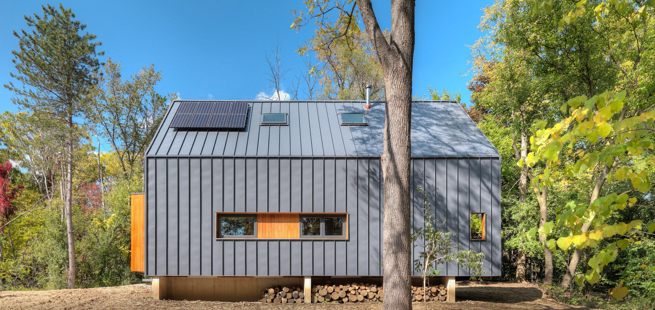 The Matchbox House - Ann Arbor, 2012