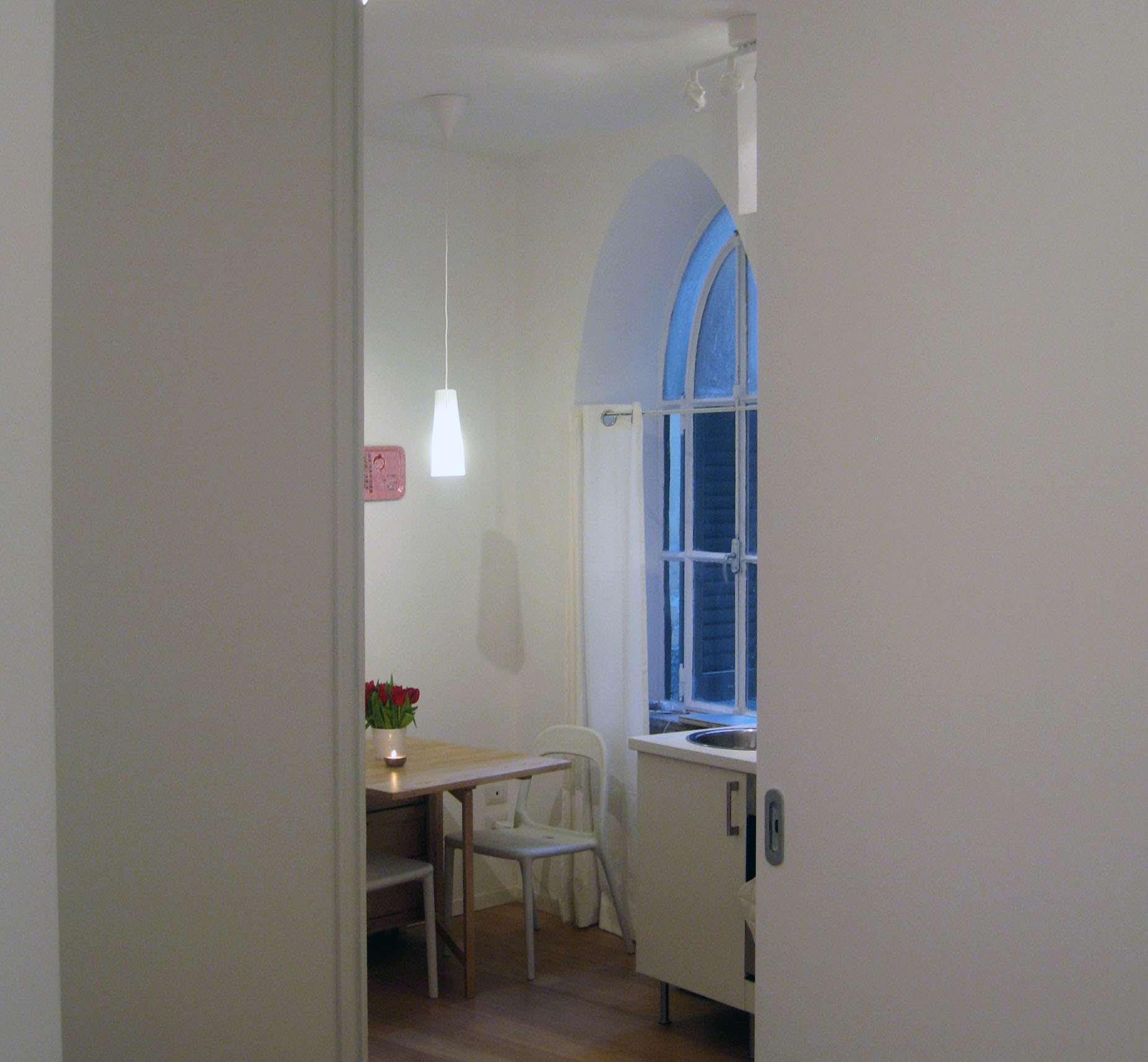 A Space Between - Milan, 2009