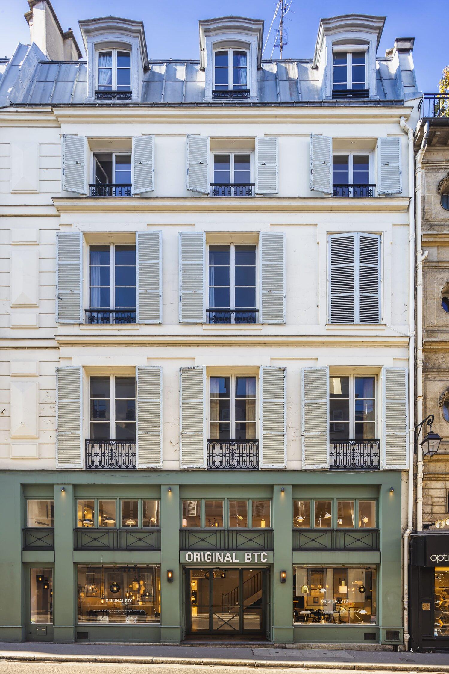 LUXE D'intérieur PARIS