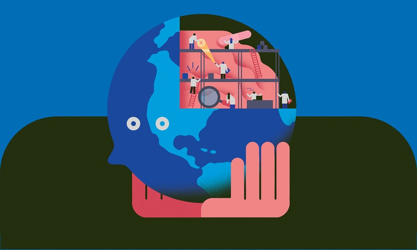 Guardian  'Moneysupermarket for mental health': could the future of treatment be digital?