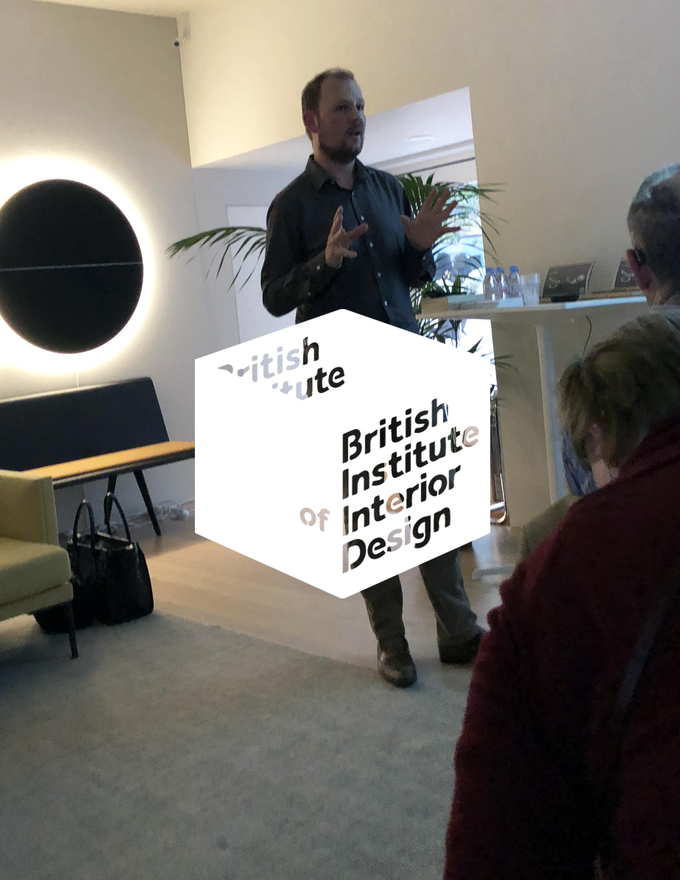 THE BRITISH INSTITUTE OF DESIGN PRESENTATION