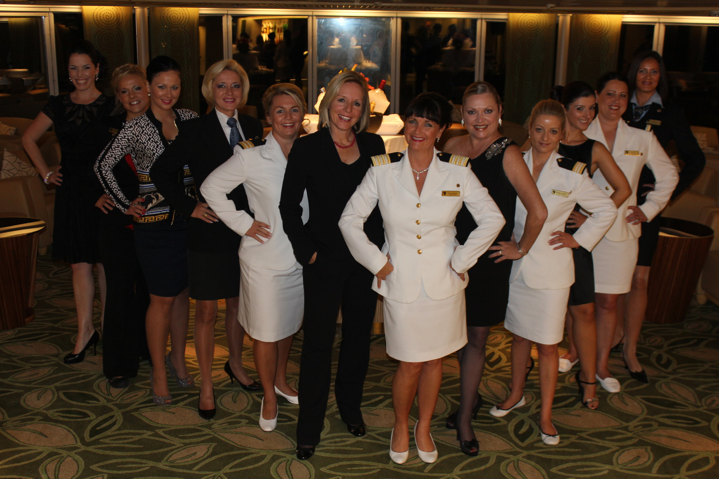 Teresa Haughey: leading the way for female leaders within Seabourn Cruise Lines
