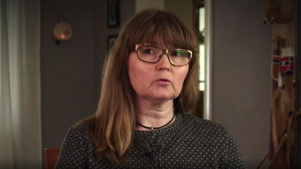 Se ett reportage från  SVT Go'kväll med Lena Sandberg Johansson