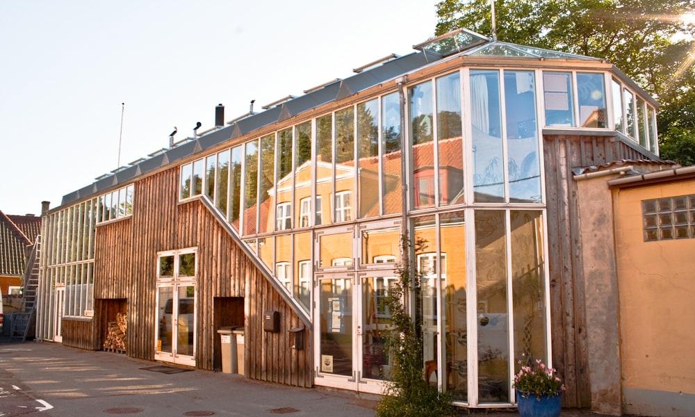 © Det Økologiske Inspirationshus