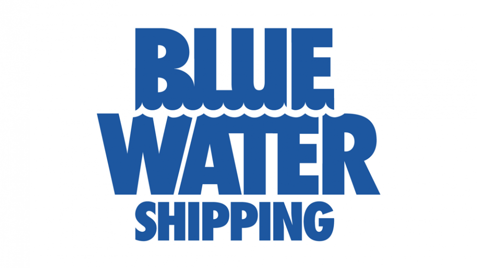 Logo Blue Water Shipping - RateShare customer since 2012