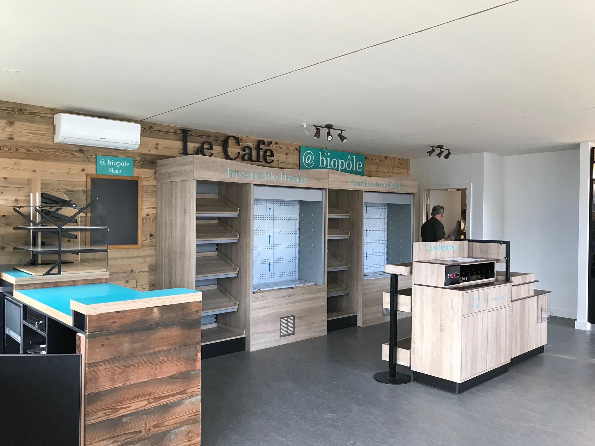 BIOPOLE CAFÉ SWITZERLAND