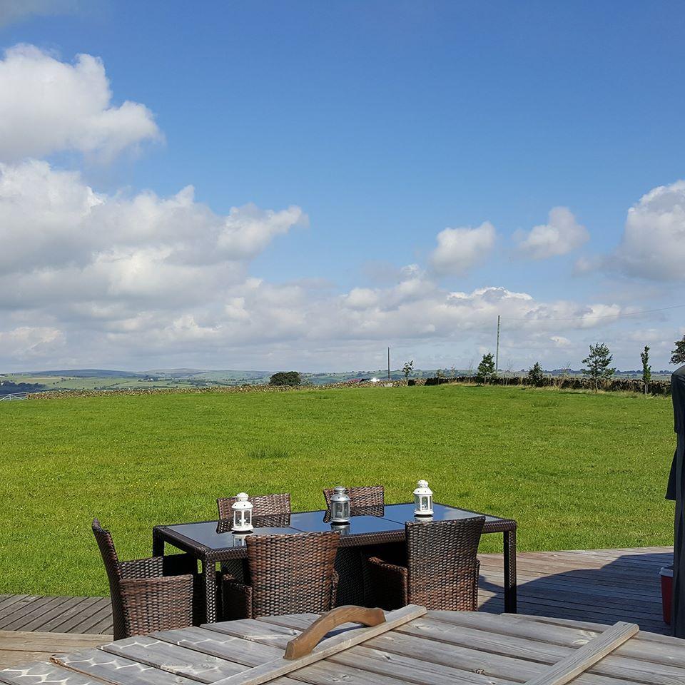 outdoor stays Derbyshire