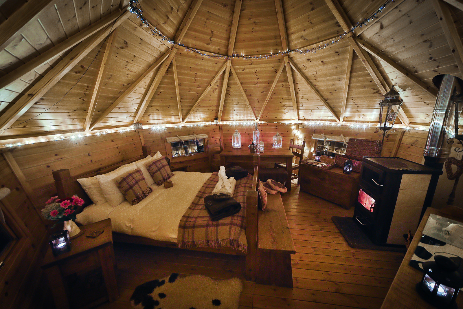 weekend break lodges in Derbyshire