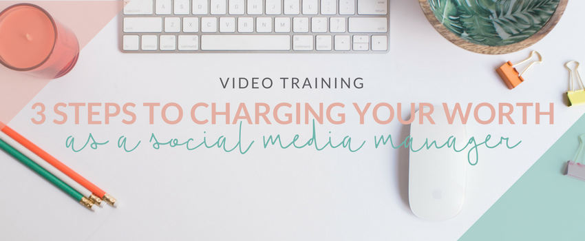 Charge Your Worth as a Social Media Manager