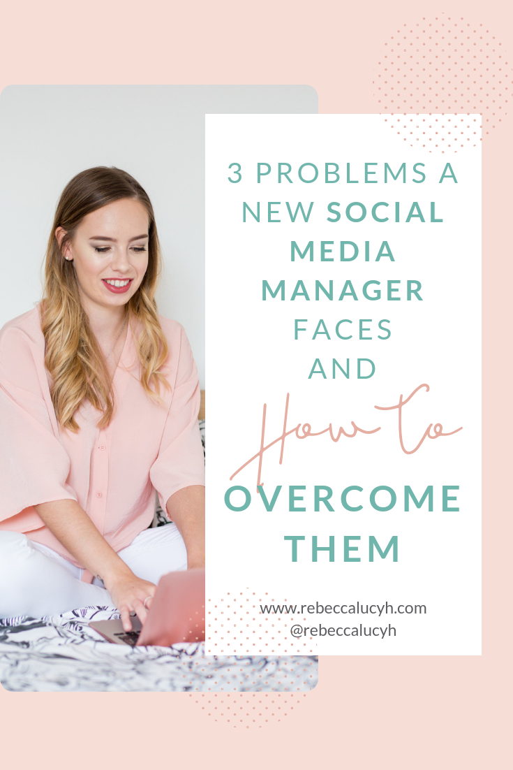 Social media manager problems and how to overcome them