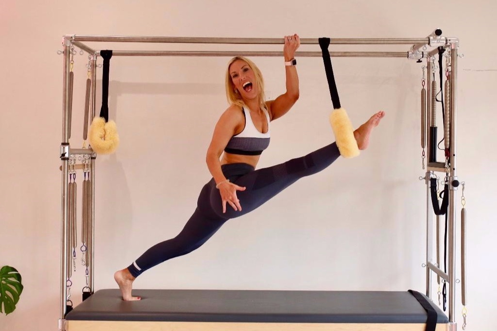 """""""If movement was music, then Pilates is my favourite kind"""" - Sarah Hilton"""