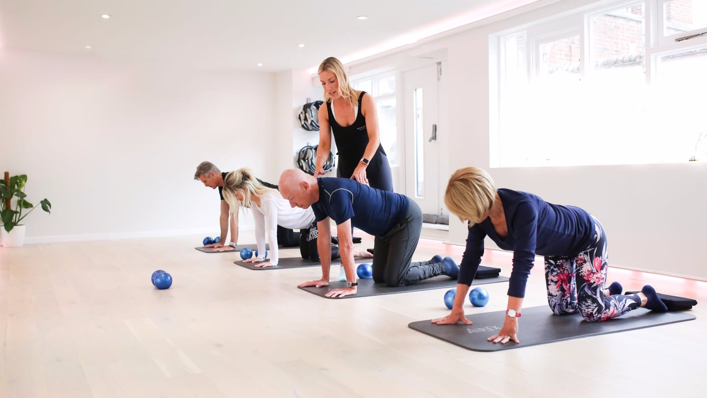 FREE PILATES IN AUGUST - When you sign up for 3 months