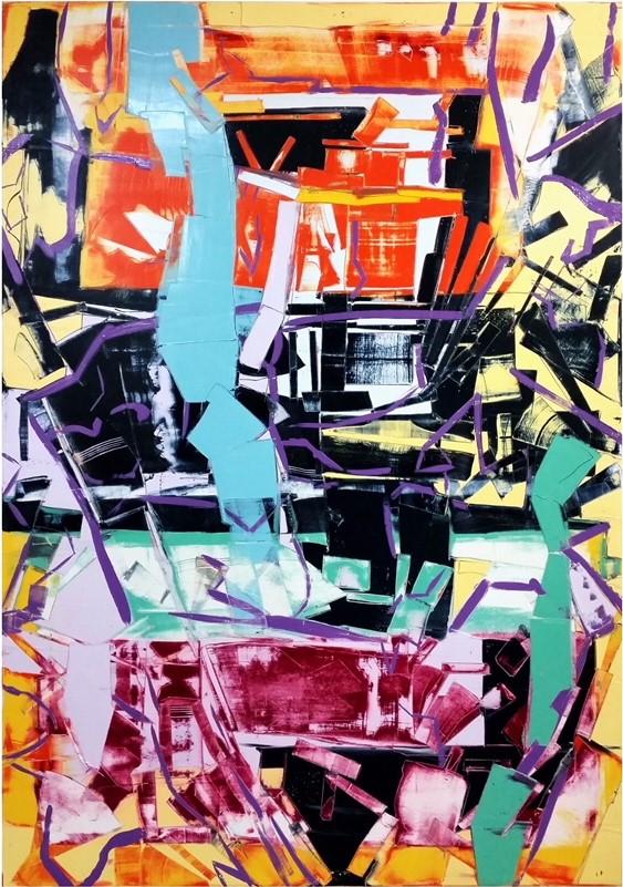 """Gilad Efrat, """"Untitled"""", 2017"""