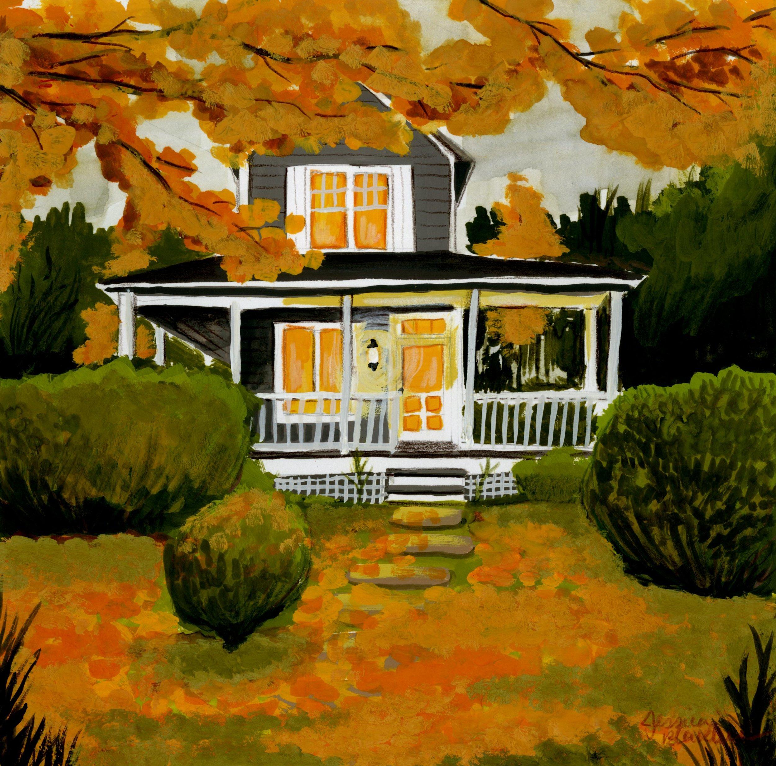 Autumn House #2