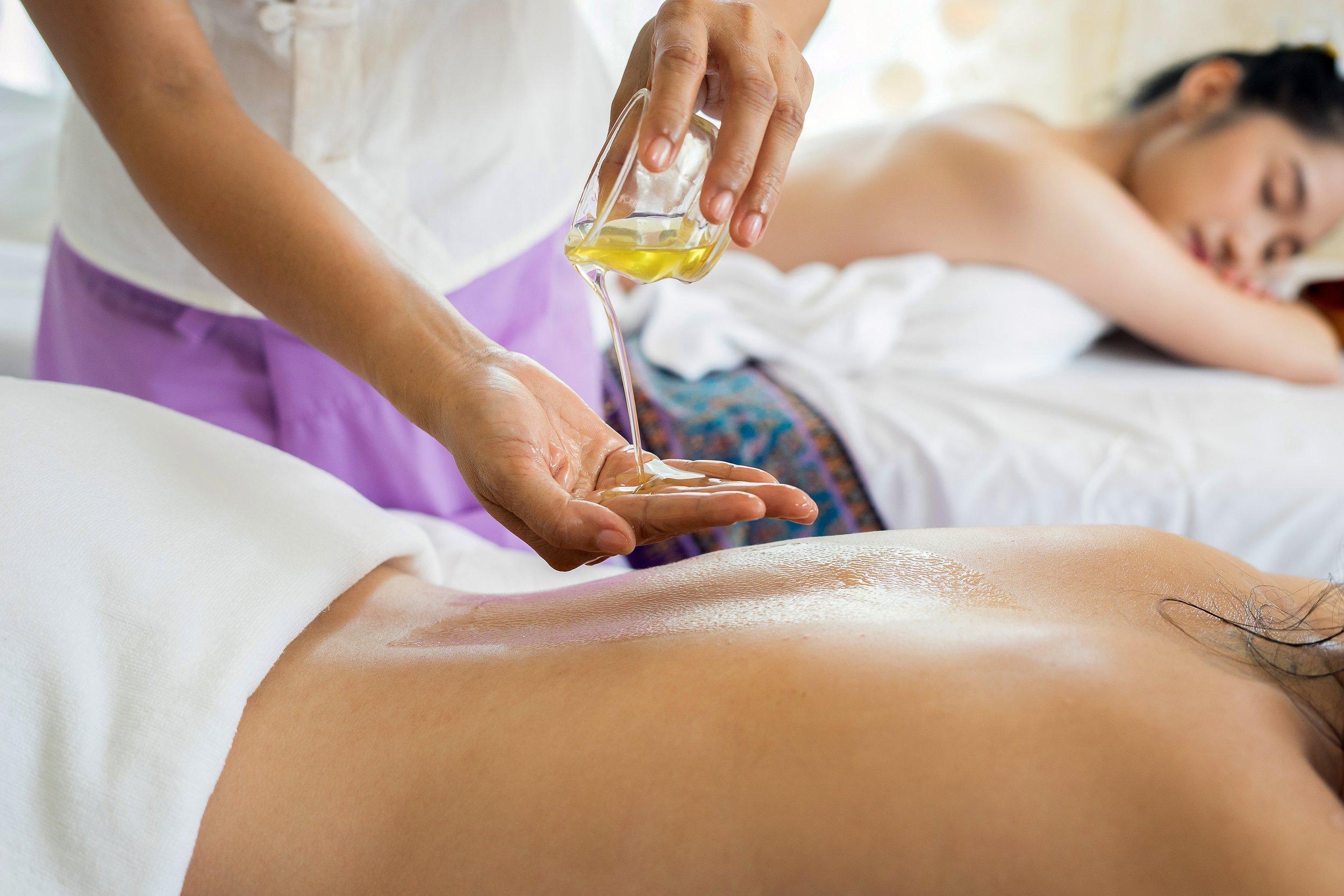Weekly Massage