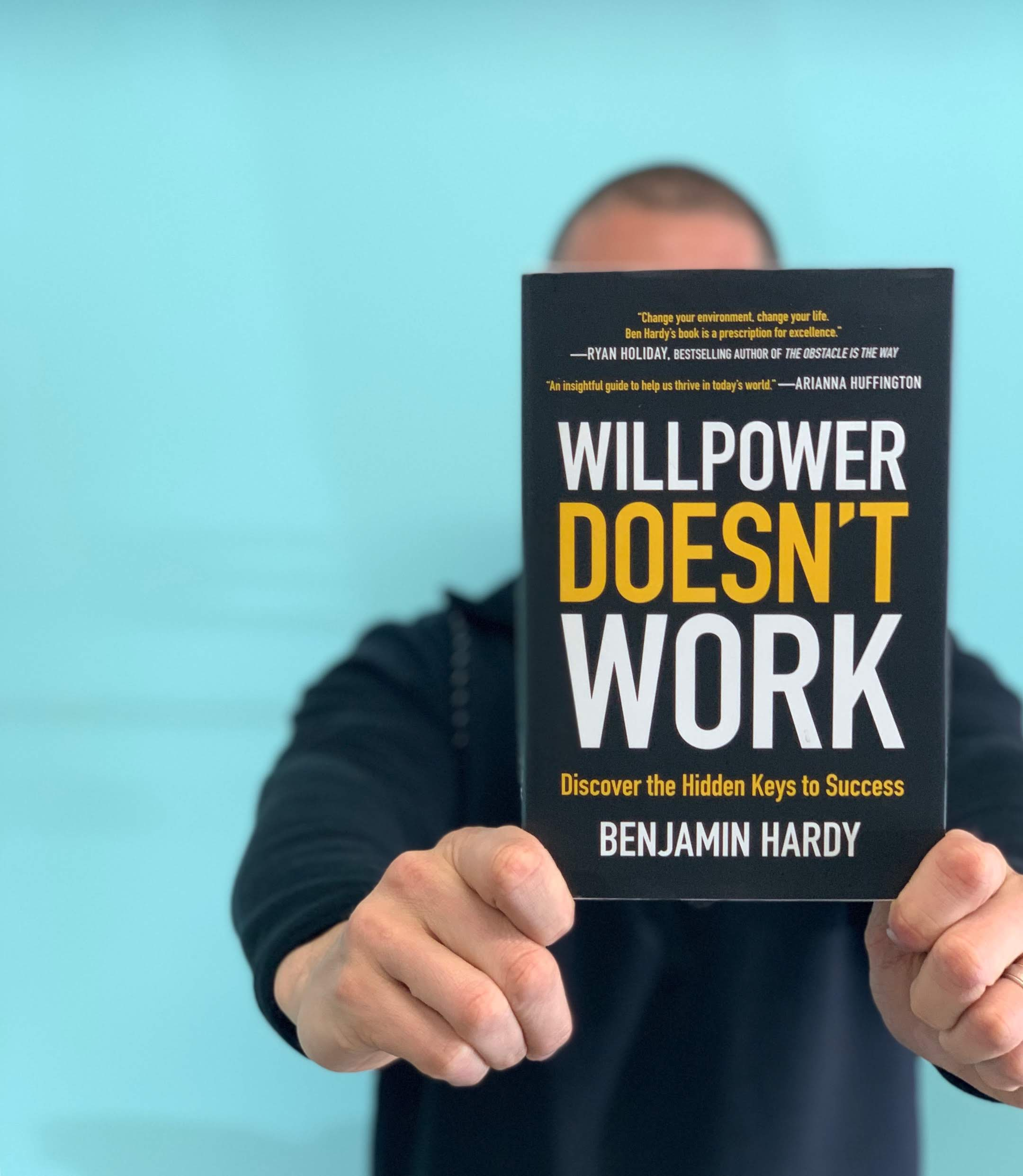 - Willpower Doesn't Work by Benjamin HardyWe've been hearing the rumblings of this for some time. Willpower isn't the answer. It is finite. It is fallible. Willpower is not a sustainable source of power to fuel you toward all of the things you wish to accomplish. What Hardy articulates is the myriad factors that undermine our efforts. Attention to your environment, how you live, set yourself up, and mitigate external distractions/stressors may just be the key to getting off the plateau. This was a fast-paced and engaging read.