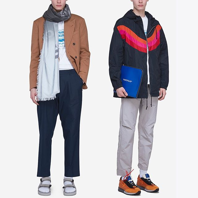 T H R O W B A C K  T H U R S D A Y 🐼⠀⠀ ⠀⠀ @okiniofficial⠀⠀ @acnestudios⠀⠀ @off____white⠀⠀ ⠀⠀ ⠀⠀ #tbt #throwbackthursday #photooftheday #fashion #newseason #style #mensfashion #london #acnestudios #okini #offwhite #designer #brands  #virgilabloh #portfolio #bag #scarf #trainer #sneakers #sneakerhead #kickstagram #nicekicks #model #London #hackney #soleonfire #freshkicks #creps #kicks #thegram
