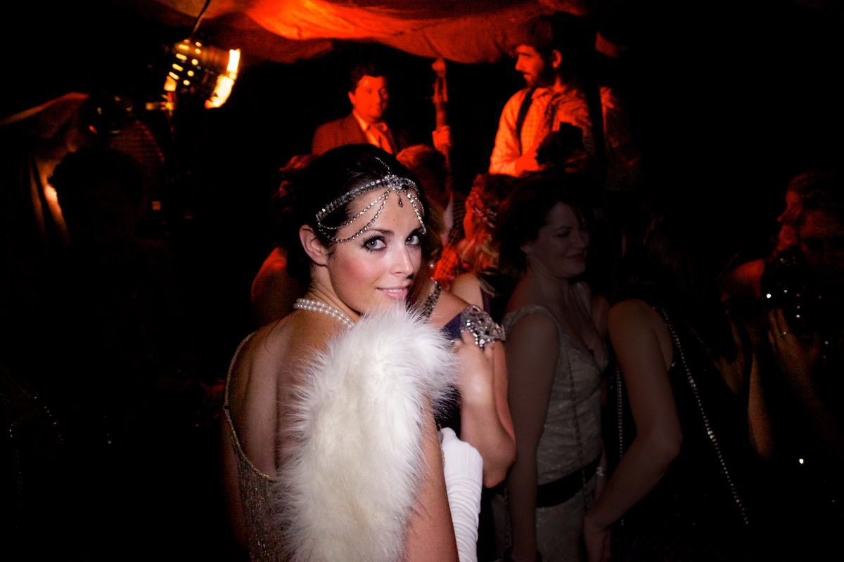 The Prohibition Party - a 1920s New Year's Eve party in a secret Central London