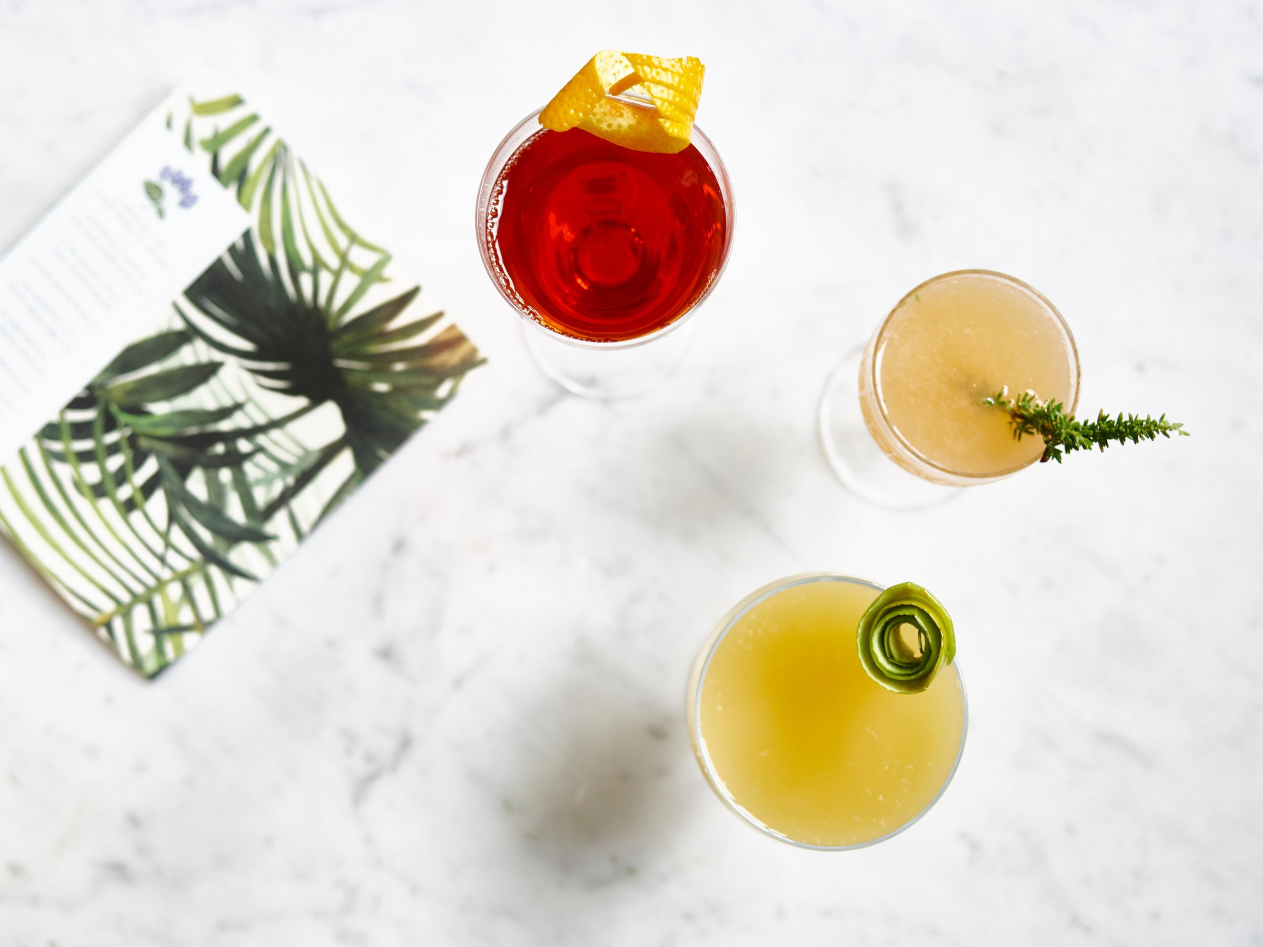 Creative cocktail bars in the west end, creative cocktail creation in London