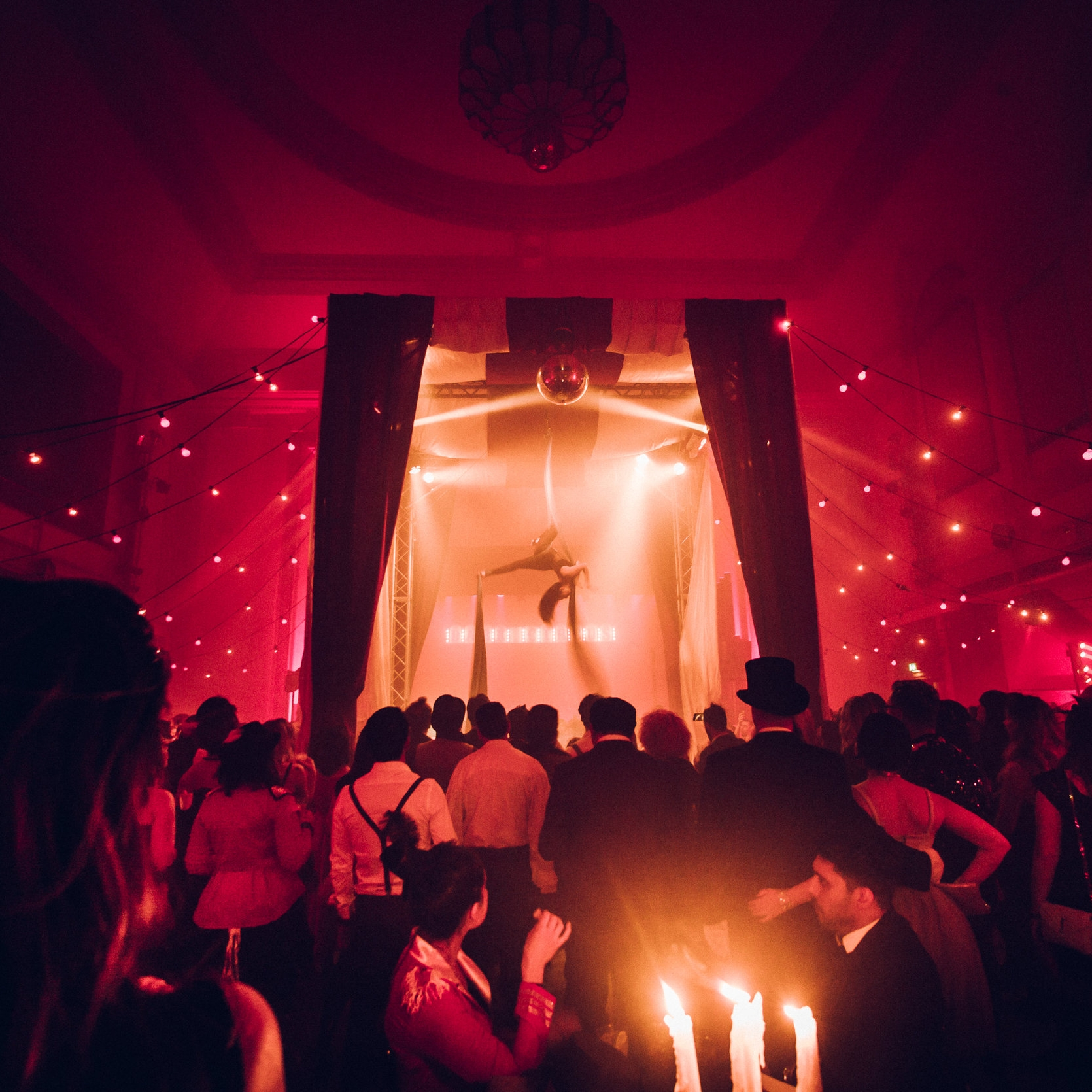 Dark Circus Party - Halloween Special - Saturday 26th October 2019BOOK HERE