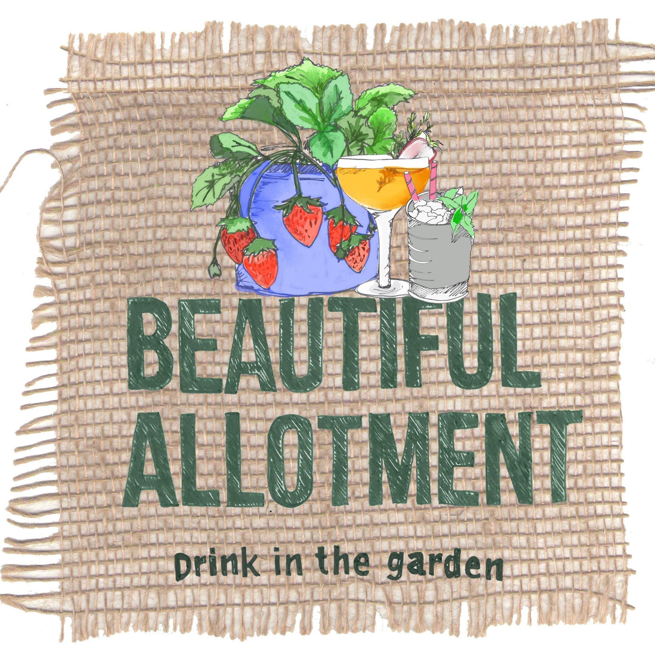 BEAUTIFUL ALLOTMENT - Our summer pop-up will return in June 2020VISIT THE WEBSITE HERE