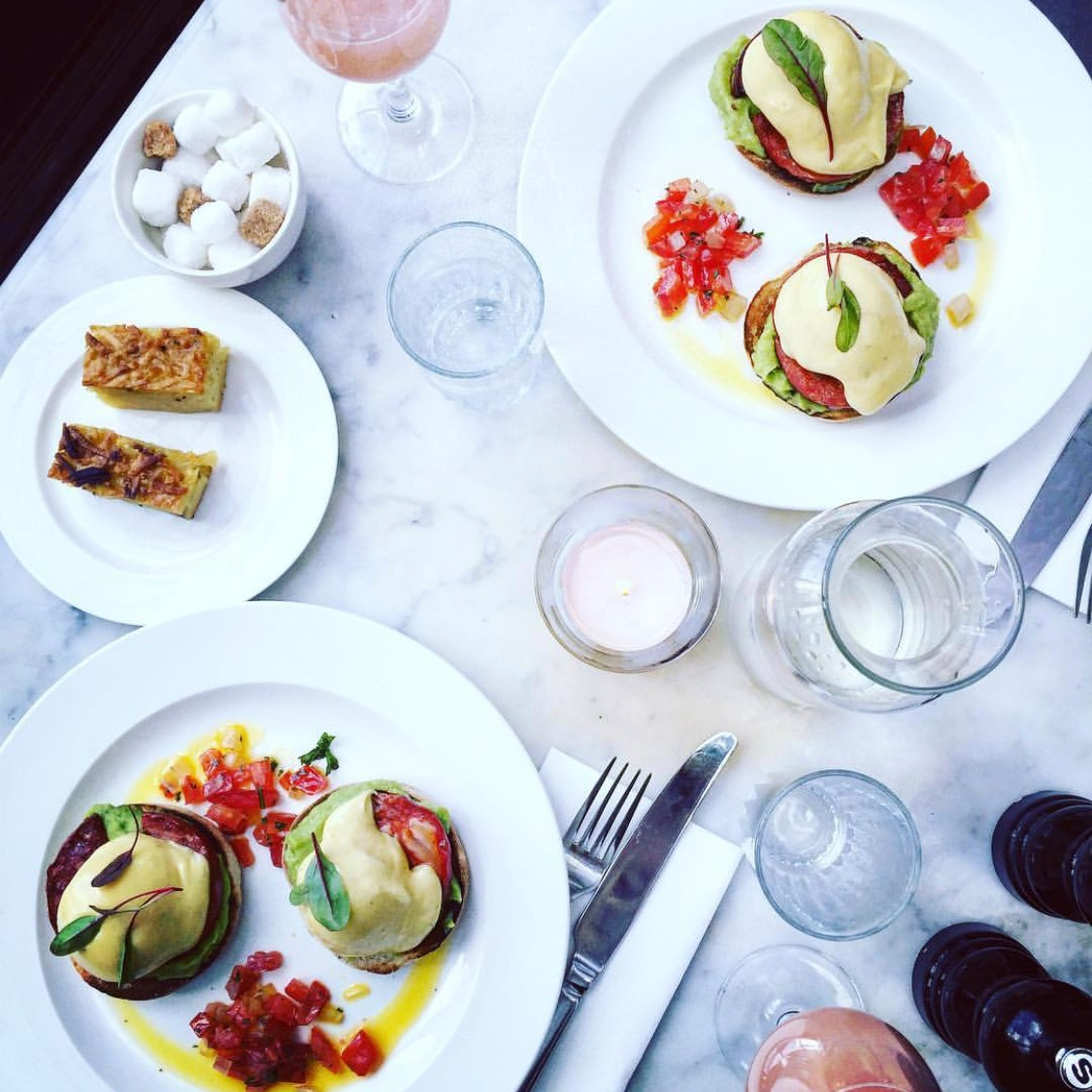 Brunch in London - Our favourite brunches for every occassion