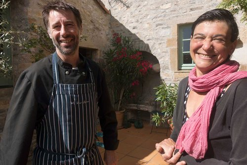 2016 CHEF-IN-RESIDENCE: LAURENT MAIRE