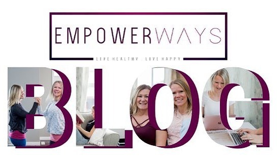Did you know that there is now a BLOG on the EmpowerWays website?  Come check it out! www.empowerways.com/empoweru-blog