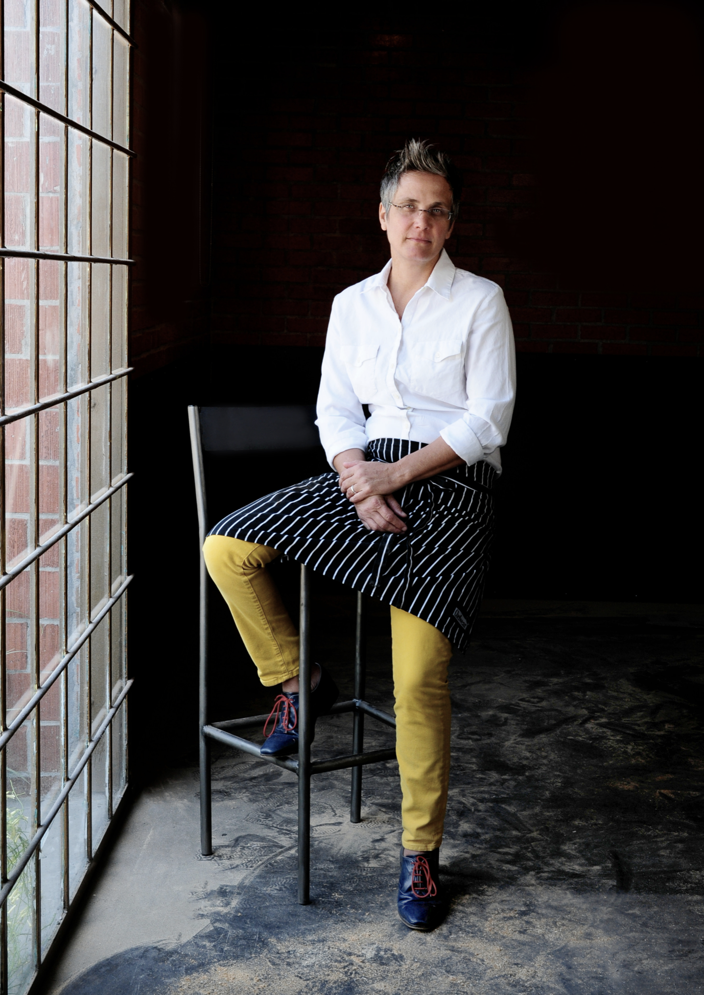 Chef Monica Pope - at the Guild September 26th