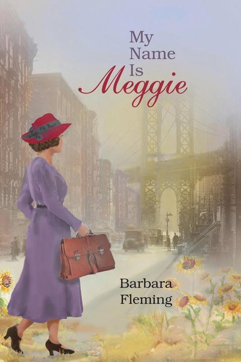 My Name is Meggie — Barbara Fleming