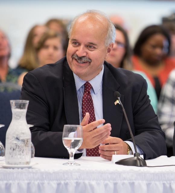 John Weiss, Executive Director, GVMC