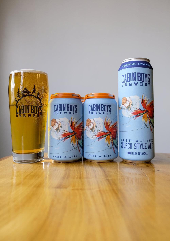 Beers — Cabin Boys Brewery
