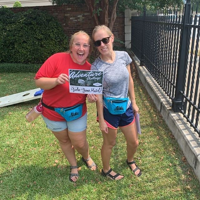 It's been a WILD day on this WILD adventure challenge with my best gal pal! @wild_columbus . . . #girlsgonemild #wildadventure #wildadventurechallenge #wild #girlsgonewild #explorecolumbusga #columbustravel #travelcolumbus #womenwhoexplore #womenwhoexploregeorgia #adventurechallenge #goosechase #wildgoosechase #tevaadventures #tevashoes #tevas #tevasandals