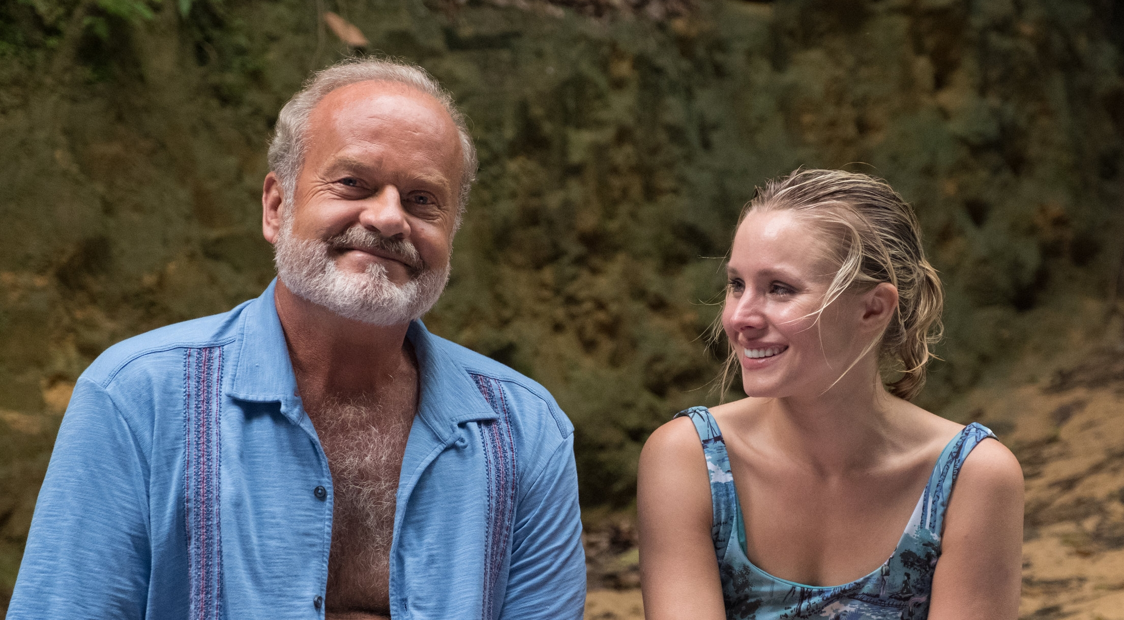 """Like Father"" - Kristen Bell & Kelsey Grammer - Netflix"