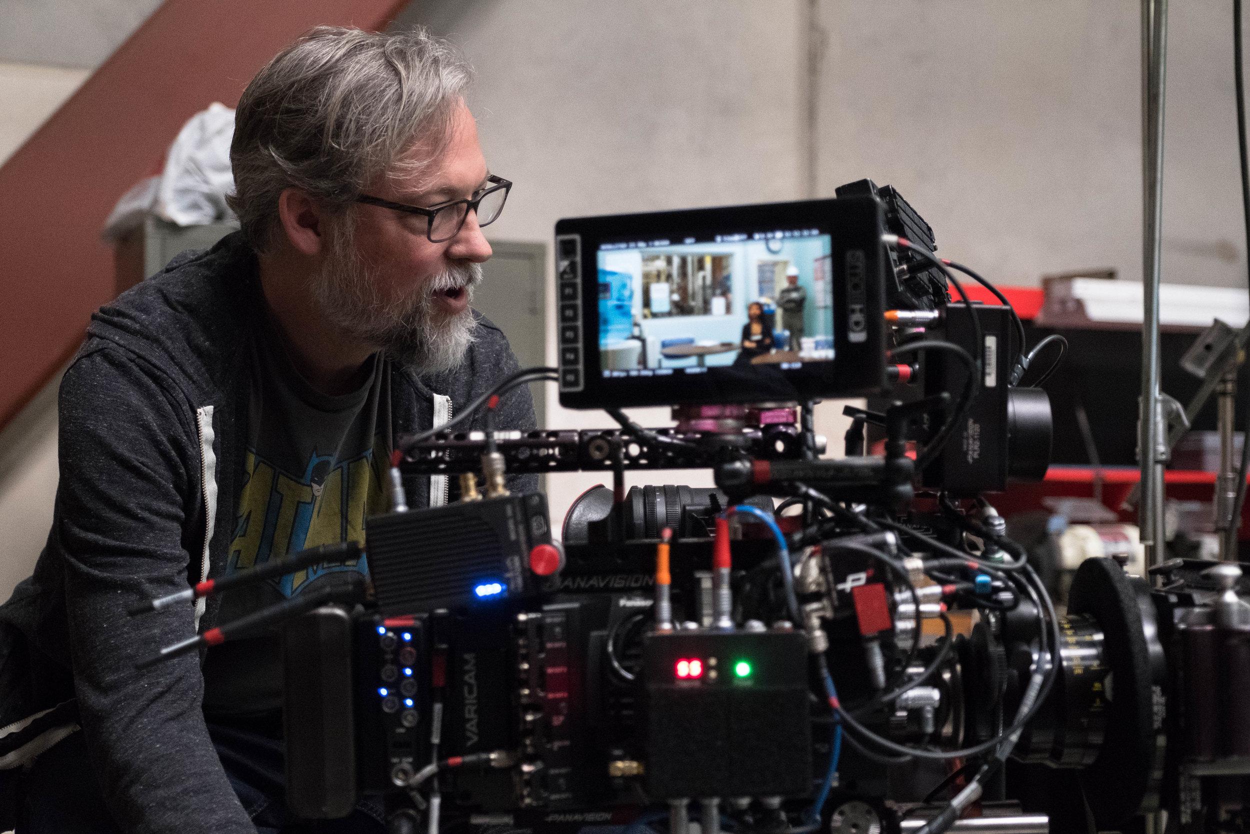 """Late Night"" - Cinematographer: Matthew Clark - Amazon Studios"