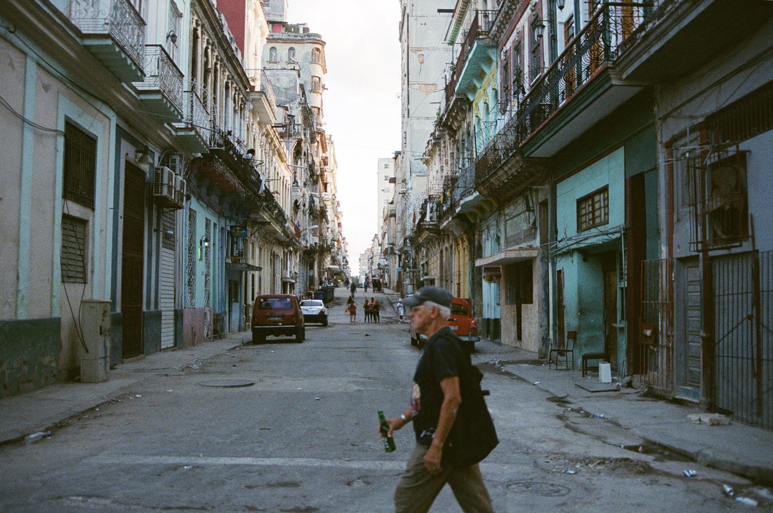 Calle's De La Habana